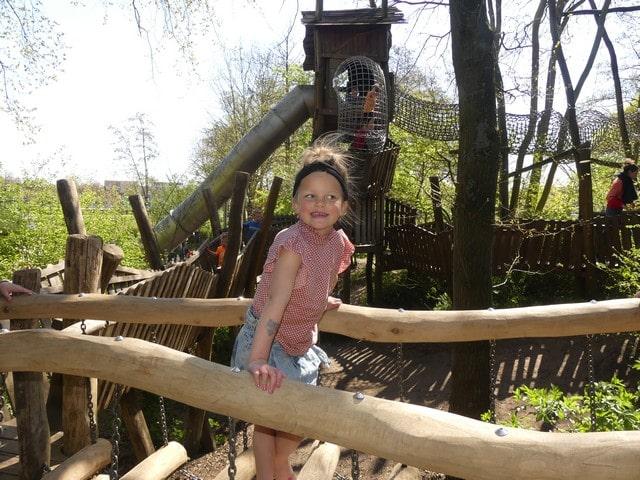 Speeltuinen in Brabant met kinderen