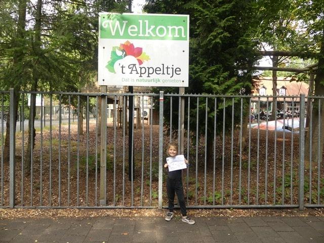 Klimbos Bergen op Zoom met kinderen