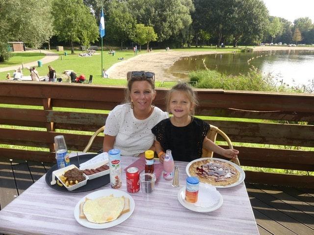 Klimbos Dordrecht met kinderen