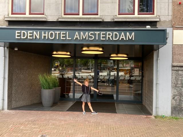 Eden Hotel Amsterdam met kinderen