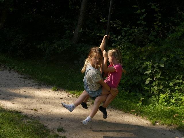 Klimrijk Brabant met kinderen