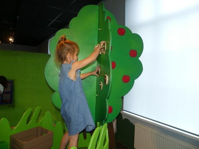 Natuurmuseum Brabant met kinderen
