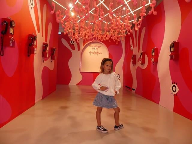 WONDR Instagram museum met kinderen