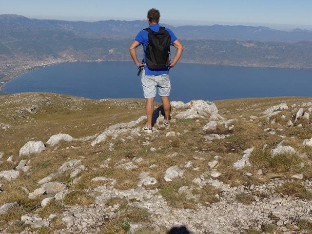 Beklimmen Magaro Berg Macedonië