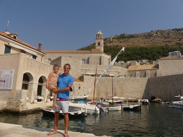 Dubrovnik met kinderen