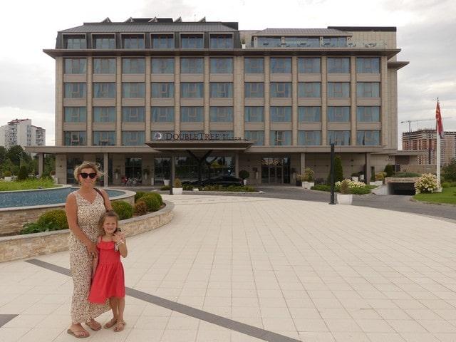 Skopje met kinderen